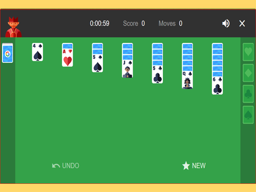 Play Google Solitaire